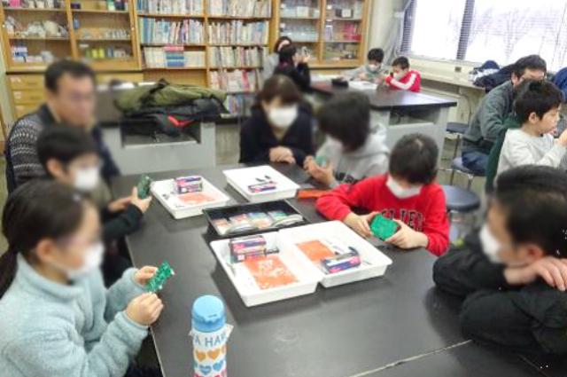 盛岡市少年少女発明クラブ ものづくり体験教室2019